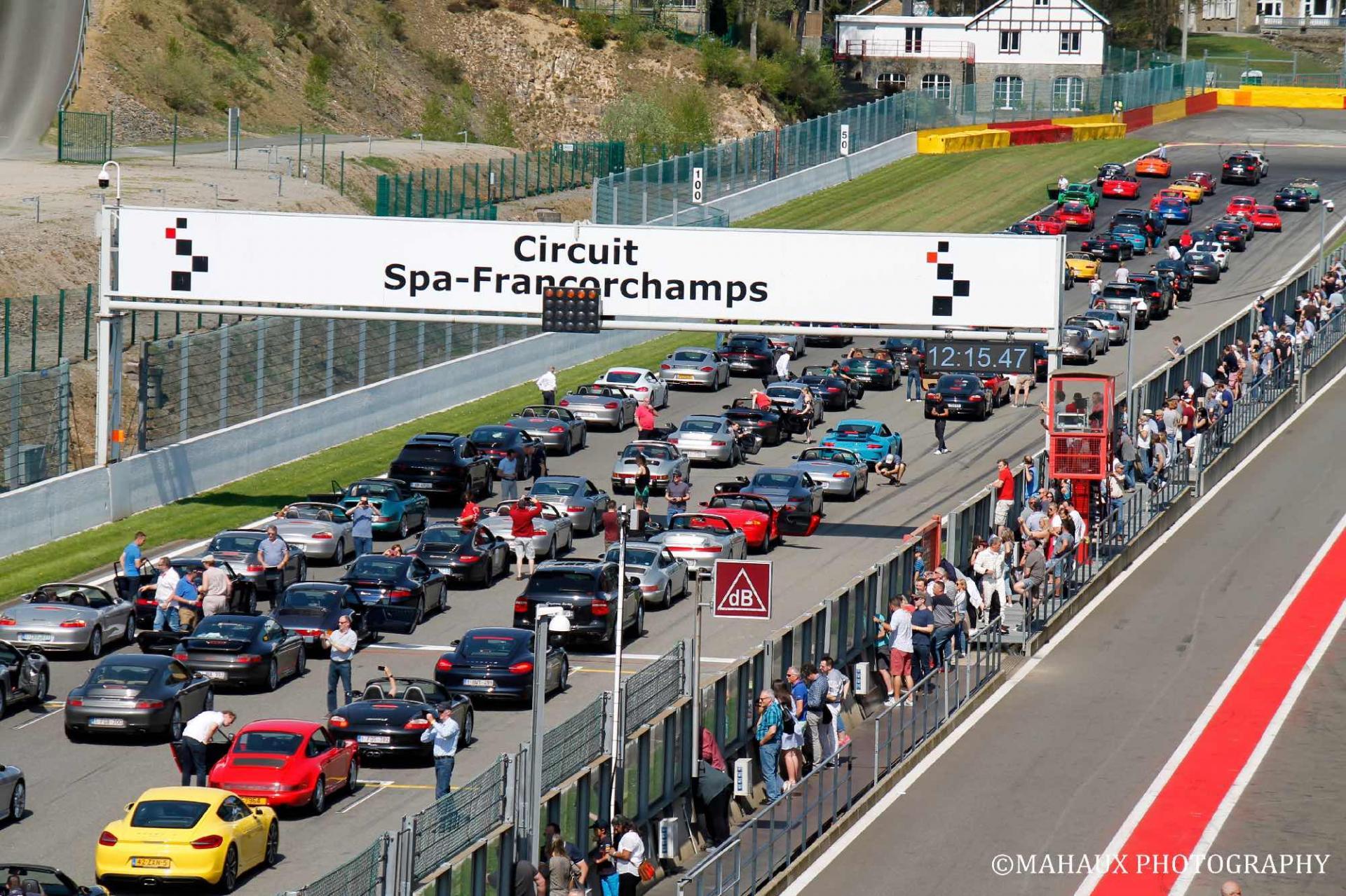 Porsche Days 2018-2
