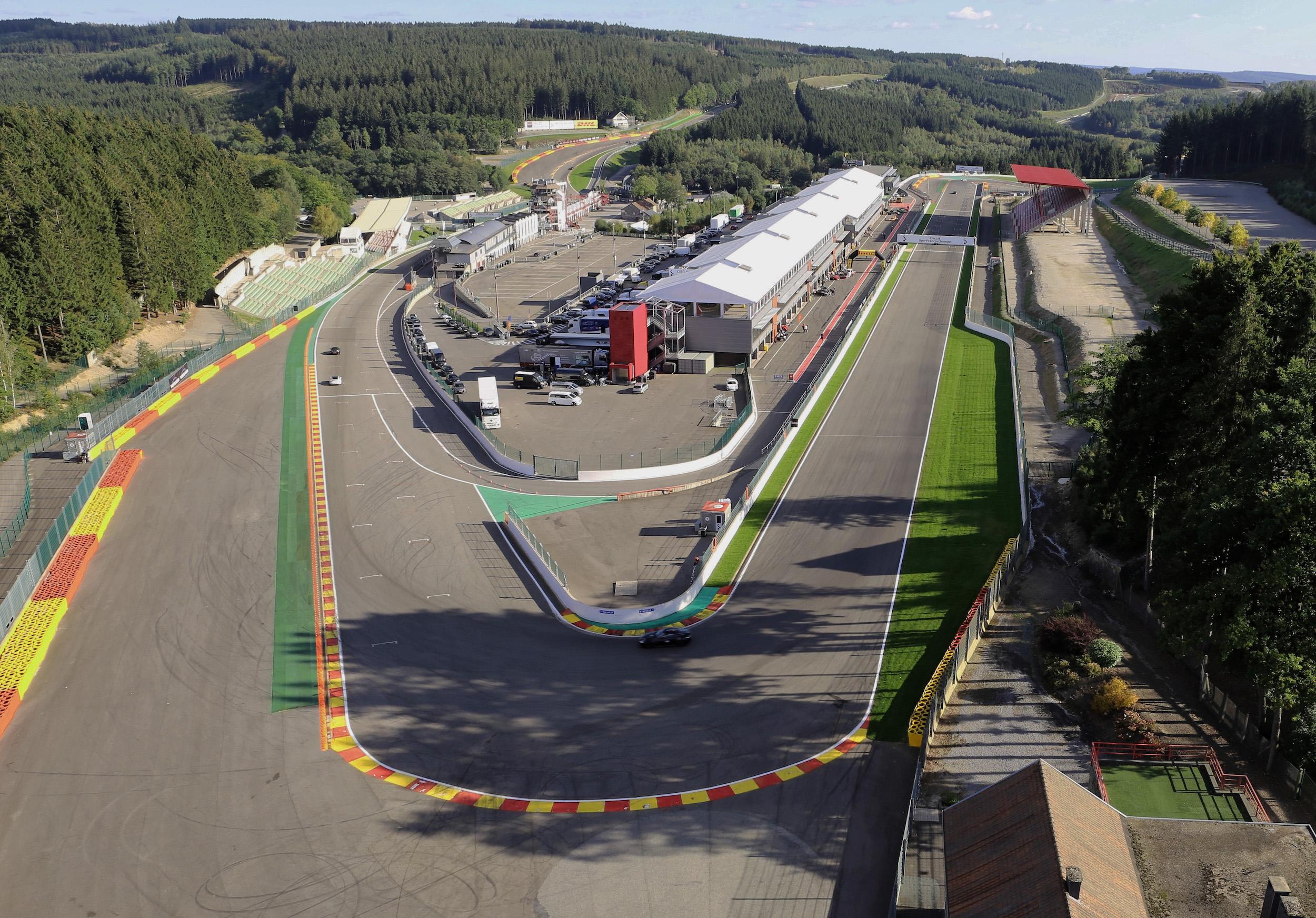 Circuit SPA 7