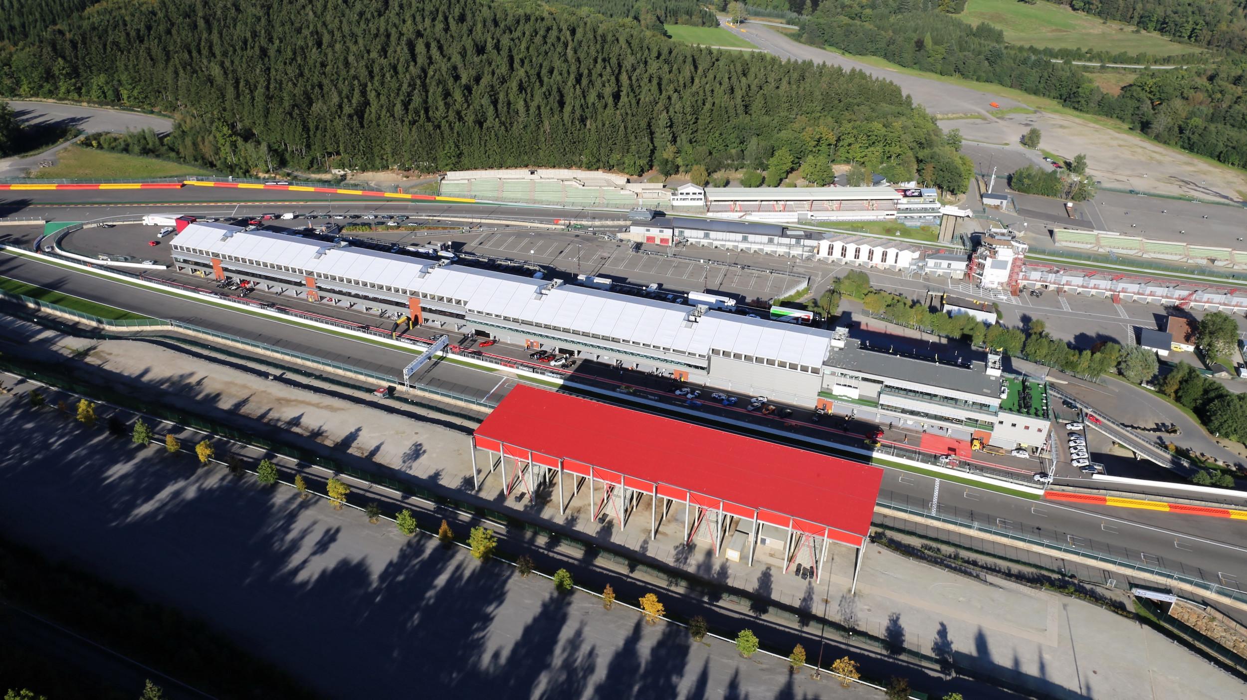 Circuit SPA 8