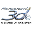 Logo monograms3d carre
