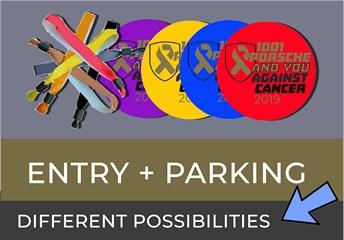 Entrées + parking