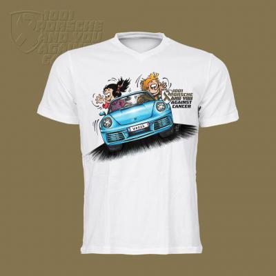T-shirt 1001Porsche Kind